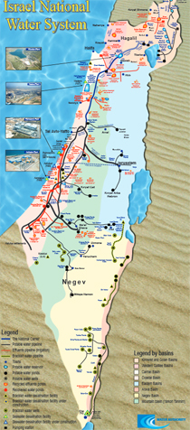 Israel National Water System